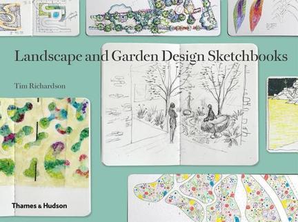 Landscape and garden design sketchbooks door richardson tim for Landscape and garden design sketchbooks
