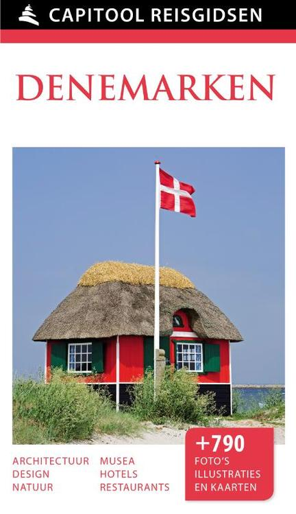 Capitool reisgidsen   Denemarken door Monika Witkowska  u0026 Joanna Hald