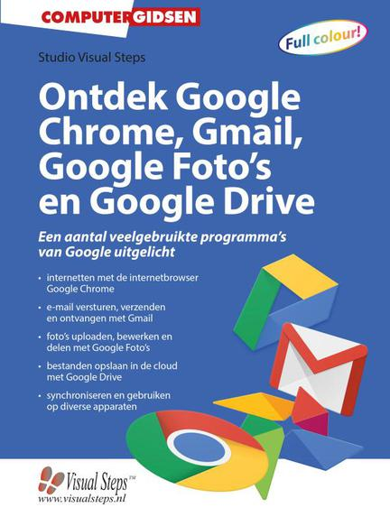 Ontdek Google Chrome, Gmail, Google Foto's en Google Drive ...