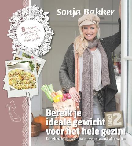 Bereik je ideale gewicht voor het hele gezin 2 door sonja bakker - Bereik kind boek ...