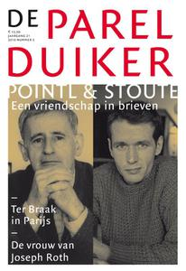 Parelduiker 2016/5 - Pointl & Stoute