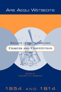Kingdom of the Netherlands Charter and Constitution