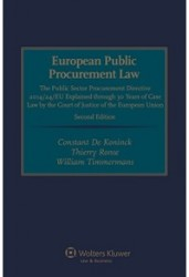 European Public Procurement Law. Second Edition